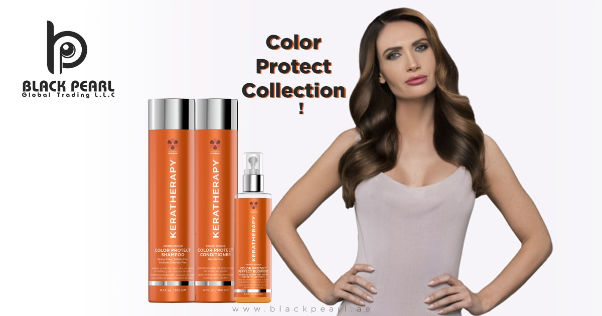 The Best protection series for your colored hair